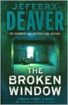 The Broken Window (Lincoln Rhyme Series #8) - Jeffery Deaver