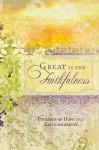 Great is Thy Faithfulness-PI - Barbara Farmer