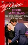 The Boss, the Beauty and the Bargain - Judith McWilliams