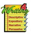 Writing 4 Class Set - Laurel Associates Inc., Saddleback Educational Publishing
