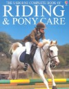 Riding Pony Care - R Dickins, Gill Harvey, Rosie Dickins, Rosie Dickens