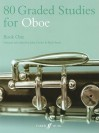 80 Graded Studies for Oboe, Book One - John Davies, Paul Harris
