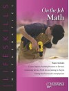 On the Job Math - Saddleback Educational Publishing, Saddleback Educational Publishing
