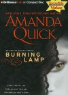 Burning Lamp (Arcane Society, #8) (Dreamlight Trilogy #2) - Anne Flosnik, Amanda Quick