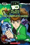 Alien Guide (Ben 10) - Tracey West, Katherine Noll, Scholastic Inc.