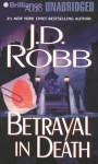 Betrayal in Death - J.D. Robb, Susan Ericksen