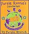 Purple Ronnie's Little Star Signs: Leo - Giles Andreae