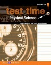 Test Time! Practise Books That Meet the Standards: Physical Science, Grades 5-6 - Walch Publishing