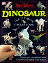 STICKERS: Disney's Dinosaur! The Ultimate Sticker Book - NOT A BOOK