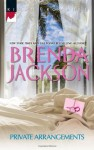 Private Arrangements (Kimani Romance) - Brenda Jackson