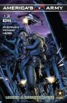 America's Army #3 - Under a Watchful Eye - M. Zachary Sherman, Mike Penick, Matt Hebb, Jason Worthington, J. Brown, Marshall Dillion