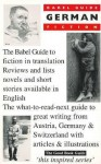 Babel Guide to German Fiction in English Translation - Ray Keenoy, Michael Mitchell