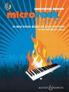 Microrock: 20 New Pieces Based on Rock Rhythms for the Beginner Pianist - Christopher Norton