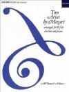 Two Arias - Wolfgang Amadeus Mozart, Benoy