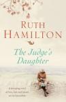 The Judge's Daughter - Ruth Hamilton