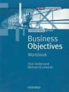 Business Objectives Workbook: International Edition - Vicki Hollett, Michael Duckworth
