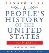 A People's History of the United States: 1492 to Present (Audio) - Howard Zinn, Jeff Zinn