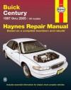 Buick Century 1997 thru 2005: All models - Jay Storer, Jay Storer, Max Haynes, Ken Freund
