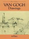Van Gogh Drawings: 44 Plates (Dover Fine Art, History of Art) - Vincent van Gogh
