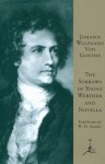 Sorrows of Young Werther and Novella (Modern Library) - Johann Wolfgang von Goethe