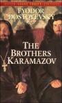 The Brothers Karamozov - Fyodor Dostoyevsky, Constance Garnett