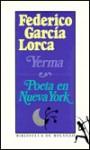 Yerma: Poeta En Nueva York - Federico García Lorca, Planeta Pub. Corp