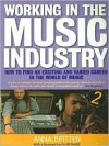 Working in the Music Industry: How to Find an Exciting and Varied Career in the World of Music - Anna Britten, Alan McGee