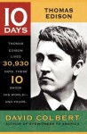 Thomas Edison (10 Days) - David Colbert