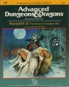 Ravenloft II: The House on Gryphon Hill : Module I10 (Advanced Dungeons and Dragons) - Tracy Hickman, Laura Hickman