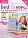 Memory Makers Fast & Easy Scrapbooking - Memory Makers Magazine