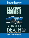 A Share In Death - Deborah Crombie, Michael Deehy