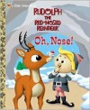 Oh, Nose! (Little Golden Book) - Dennis R. Shealy