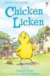 Chicken Licken (Usborne First Reading) - Russell Punter, Ann Kronheimer