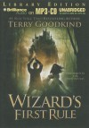 Wizard's First Rule - Terry Goodkind, Sam Tsoutsouvas