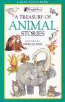 A Treasury of Animal Stories - Jane Oliver, Annabel Spenceley
