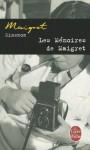 Les Memoires de Maigret - Georges Simenon