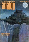 Analog Science Fiction and Fact, 1972 November (Volume XC, No. 3) - Ben Bova, Anthony R. Lewis, James Durham, Ken W. Purdy, Clifford D. Simak, G. Harry Stine, Jesse Miller, Loren E. Morey, Richard F. DeBaun, C.M. Gloekner