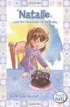 Natalie and the Downside-up Birthday - Dandi Daley Mackall, Lys Blakeslee