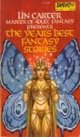 The Year's Best Fantasy Stories 1 - Arthur W. Saha, Marion Zimmer Bradley, Jack Vance, Lloyd Alexander, Robert E. Howard, Clark Ashton Smith, Fritz Leiber, Hannes Bok, L. Sprague de Camp, Pat McIntosh, Charles R. Saunders