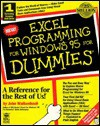 Excel Programming for Windows 95 for Dummies - John Walkenbach