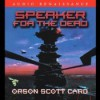 Speaker for the Dead (Ender's Saga #2) - Scott Brick, Orson Scott Card, Stefan Rudnicki, David Birney