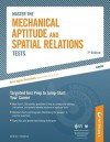 Master The Mechanical Aptitude and Spatial Relations Test - Peterson's, Therese DeAngelis, Peterson's