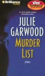 Murder List (Audio) - Julie Garwood, Joyce Bean