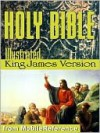 The King James Version (KJV) Holy Bible - Anonymous