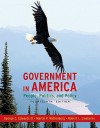 My Poli Sci Lab Student Access Code Card For Government In America (Standalone) (14th Edition) - George C. Edwards III, Martin P. Wattenberg, Robert L. Lineberry