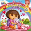 Dora Loves Boots - Alison Inches, Zina Saunders