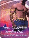 Ladies Prefer Rogues: Four Novellas of Time-Travel Passion (Berkley Sensation) - Janet Chapman, Sandra Hill, Veronica Wolff, Trish Jensen