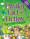 Freaky Fact or Fiction Inventions - Hinkler Books
