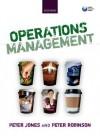 Operations Management - Peter Jones, Peter Robinson