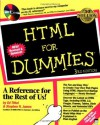 HTML For Dummies (For Dummies (Computer/Tech)) - Ed Tittel, Stephen J. James
